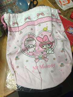 Melody 索袋 (購自日本)