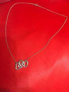 Tiffany 925 項鍊