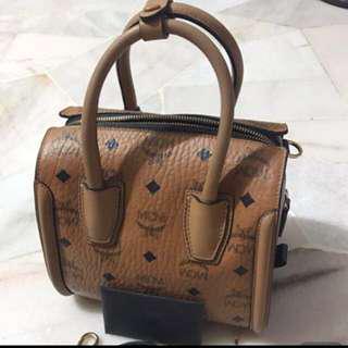 <LAST OFFER>Authentic MCM speedy bag