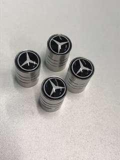 Mercedes tyres air valve cap