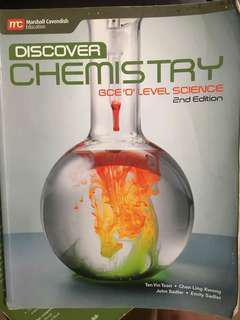Chemistry O level Textbook