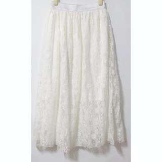 韓國東大門蕾絲裙
