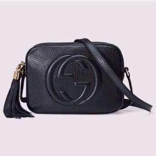 b4a5b172f964ab gucci soho leather bag | Luxury | Carousell Singapore
