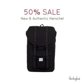 CHEAPEST  Authentic + New Herschel Little America Backpack (Full Volume  25L) ALL 243737a830a21