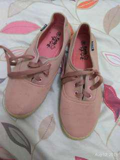 free shipping pink shoes