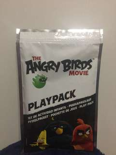 Angry Birds play pack