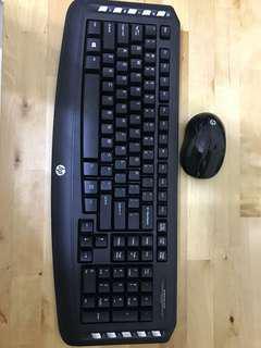 hp wireless keyboard combo LV290AA