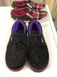 全新Vans童裝鞋 (19cm)