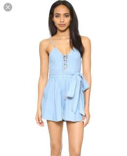 Bec Bridge playsuit