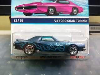 2014 Hotwheels '73 Ford Gran Torino