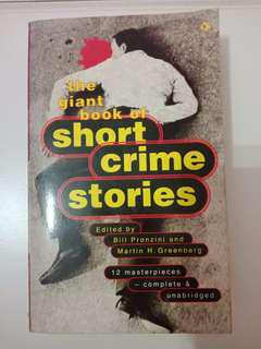 Crime short stories
