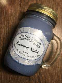 Our own candle company scented candle 香氛蠟燭