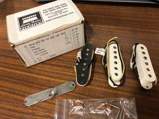 Lindy Fralin Vintage Hot Stratocaster Pickup Set