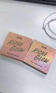 Make Over highlighter Riche glow
