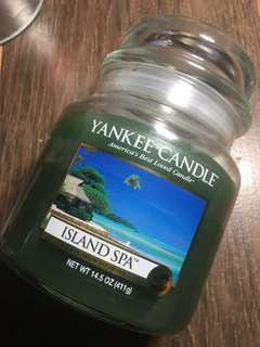 Yankee Candle scented candle 香氛蠟燭