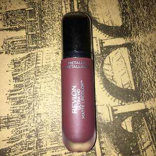 Revlon Matte Metallique Lipstick