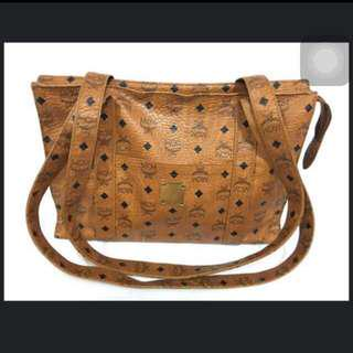 <Last offer>Authentic MCM tote bag