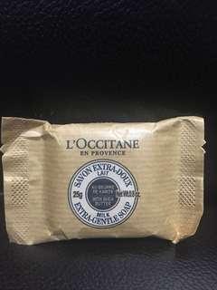 (包郵)Loccitane extra gentle soap