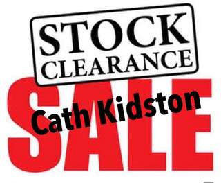 CLEARANCE SALE IS FINAL