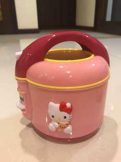 Hello Kitty Toy Rice cooker