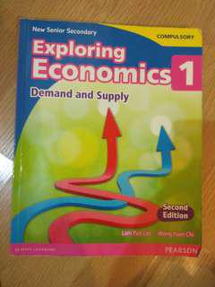 NSS Exploring Economics 1 Demand and Supply