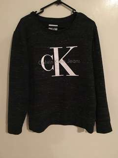 Calvin Klein jeans jumper size small