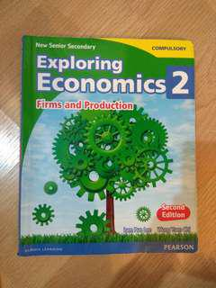 NSS Exploring Economics 2 Firms and Production