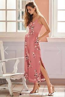 65b05628a89d TCL BLOSSOM FLORAL PRINTED ONE PIECE JUMPSUIT