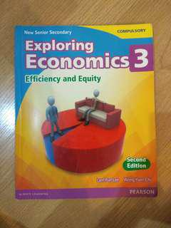 NSS Exploring Economics 3 Efficiency and Equity