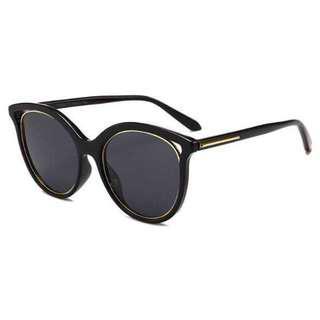 Kacamata Wanita Cat Eye Sunglasses Anti UV