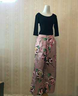 NEW - Floral Cullote BKK (Kulot floral)