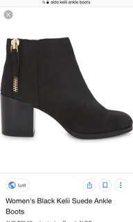 Aldo Kelii Boots - size 8