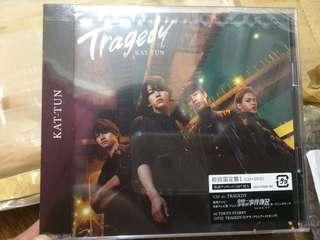 KAT-TUN Tragedy Single