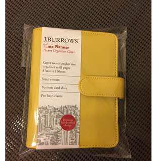 放全新 J. Burrows Time Planner 記事簿皮套