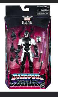 Venompool Marvel Legends Gamestop Exclusive