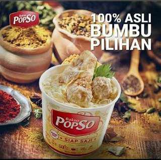 Bakso Popso Cup Sehat