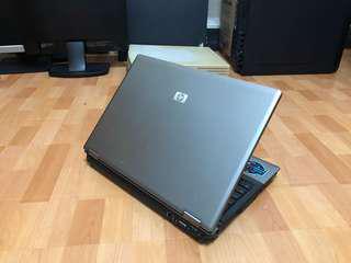 HP 6530b 雙核筆電 14吋 單機遊戲 追劇 直播 WIN 7  文書機