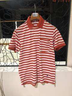 Uniqlo JWanderson Striped Poloshirt