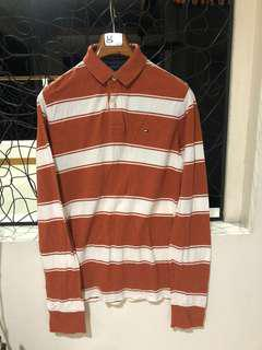 Tommy Hilfiger LS Poloshirt