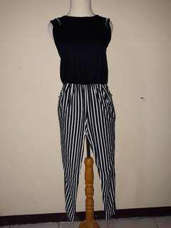 Jumpsuit pakaian wanita keren