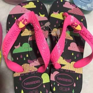 Havaianas slippers for girl EU 27/28