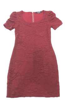 Dress Red FOREVER21