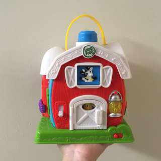Leap Frog Sing and Play Farm
