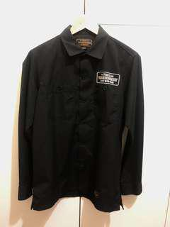 99% neighborhood black shirt size M