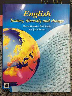 English history, diversity and change (by David Graddol, Dick Leith and Joan Swann)