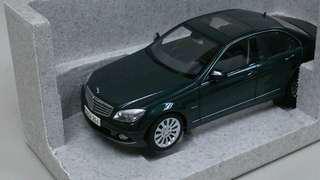 1:18 Benz C-Class 合金模型