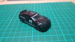 Hot Wheels Nissan GT-R