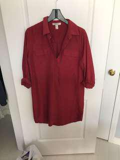 Forever 21 - blouse dress