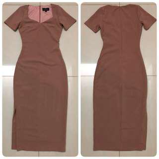 Doublewoot  Dress (Blush)