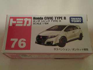 日版#76 本田Civic Type R